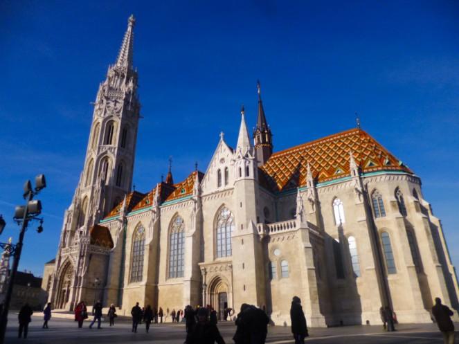 St Matthias Church, Budapest, Hungary
