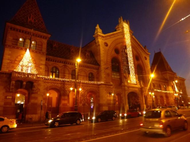 Central Market, Budapest, Hungary