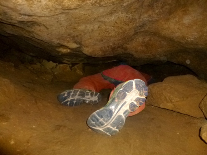 caving under budapest hungary adventure