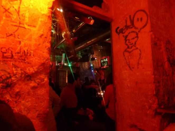 Szimpla Kert bar, Budapest, Hungary