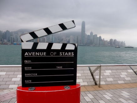 avenue of stars, hong kong
