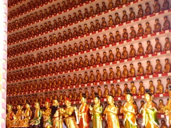 Ten Thousand Buddhas, Hong Kong