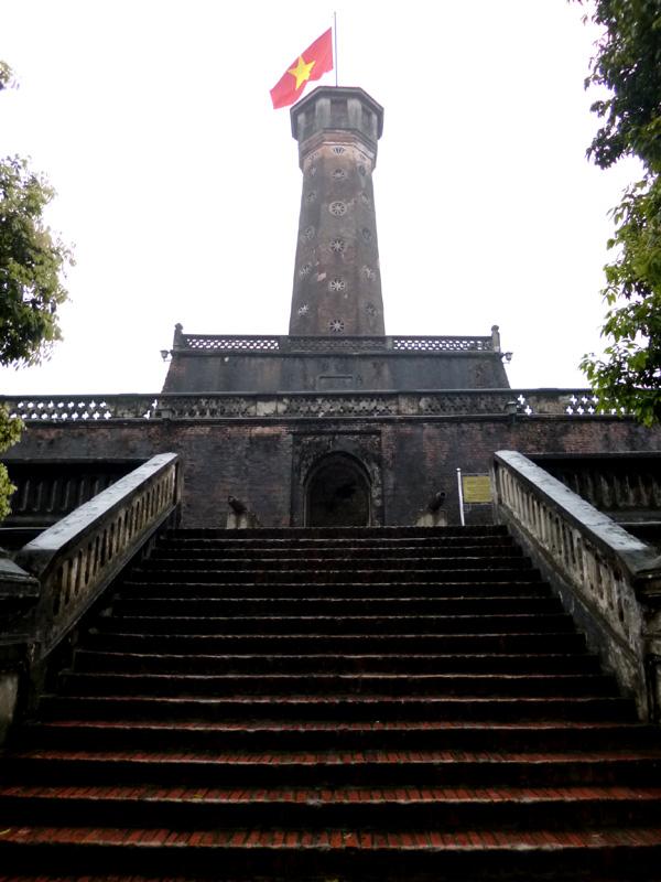 Citadel, Military history museum, Hanoi, Vietnam