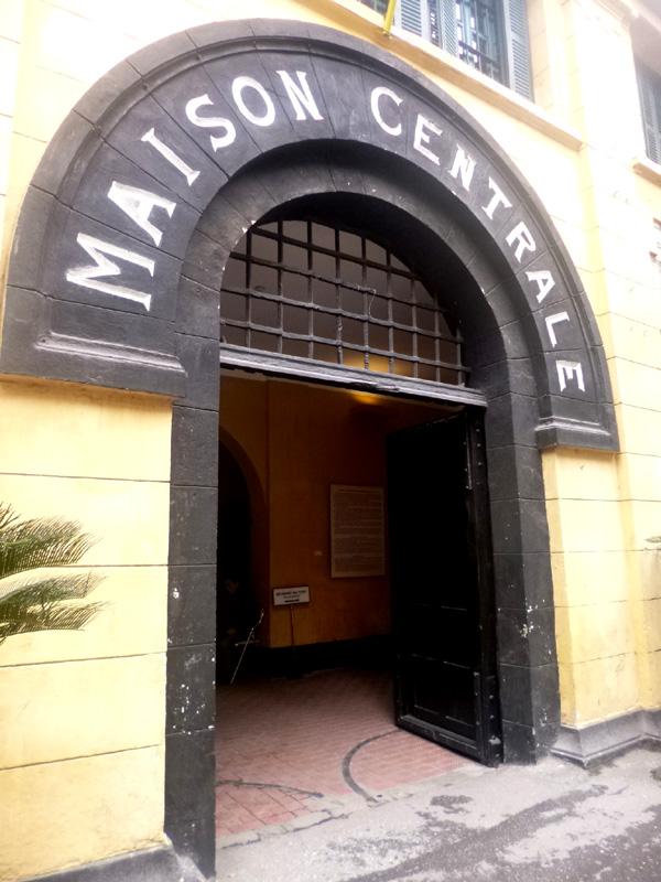 Prison museum, Hanoi, Vietnam