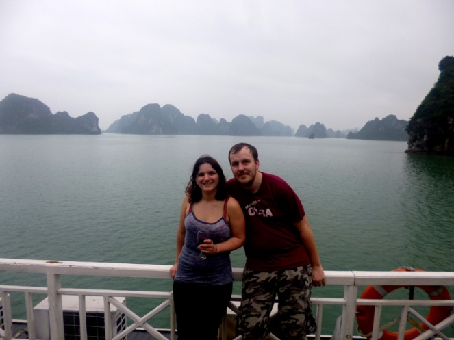 wine, halong bay, vietnam