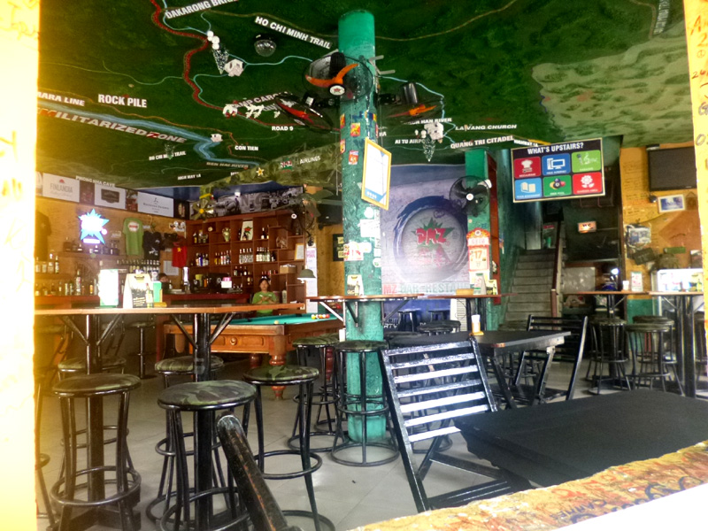 DMZ Bar, Hue, Vietnam