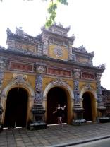 forbidden city, hue, vietnam