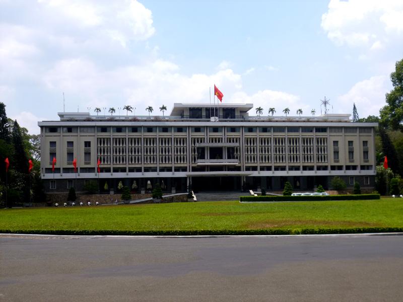 Reunification Palace (Independence Palace), Ho Chi Minh City, Vietnam