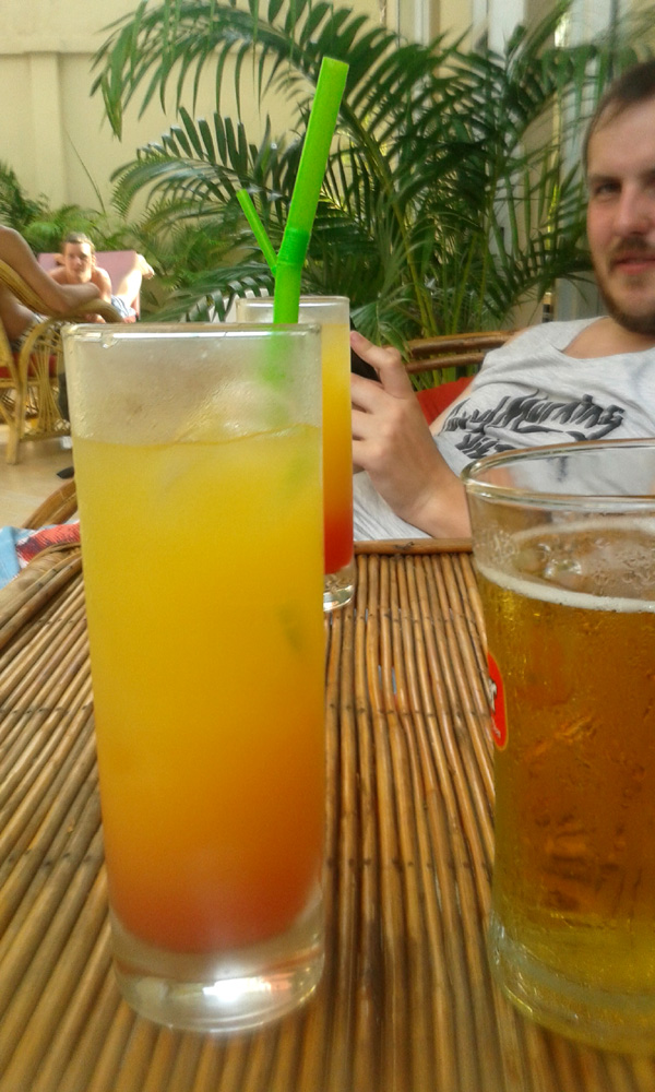 cocktails, hostel, sihanoukville