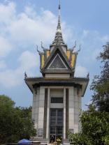 killing fields, genocide museum, phnom penh, cambodia