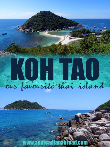Koh Tao: Our Favourite Thai Island. Hiring a scooter, snorkelling, partying and falling in love with this gem!