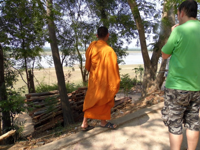 Temple, Siem Reap, Cambodia