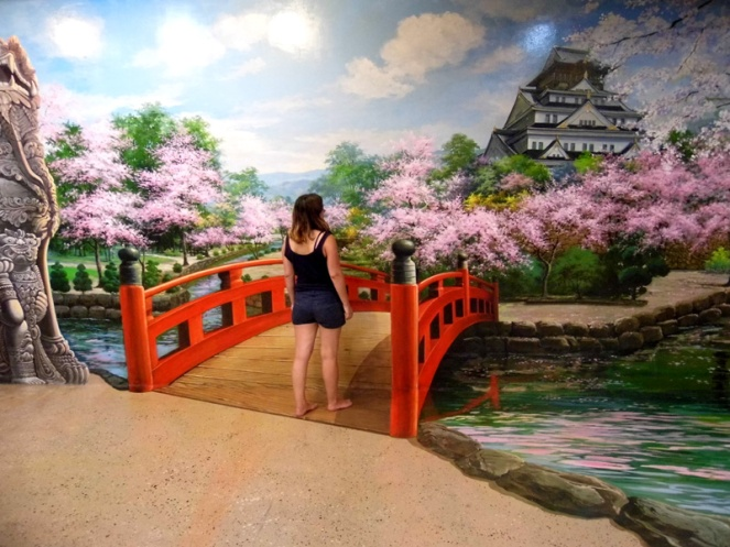 Trip to Japan.