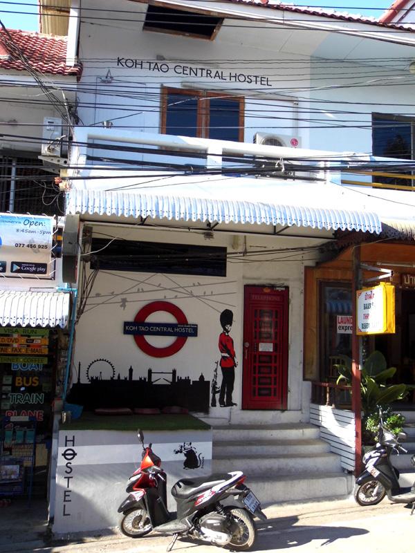 Koh Tao Central Hostel, Thailand