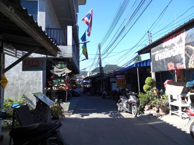 Mae Haad, Koh Tao, Thailand