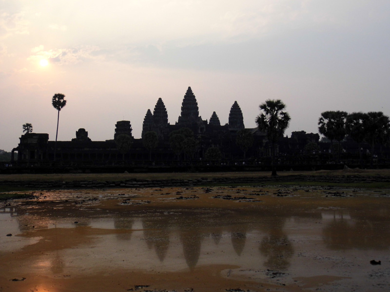 highlights of asia, Angkor Wat, Cambodia