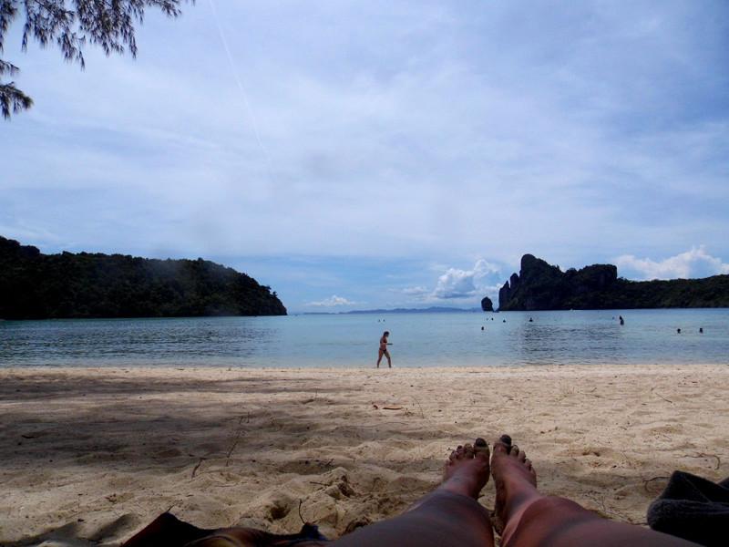 Koh Phi Phi beach, Thailand