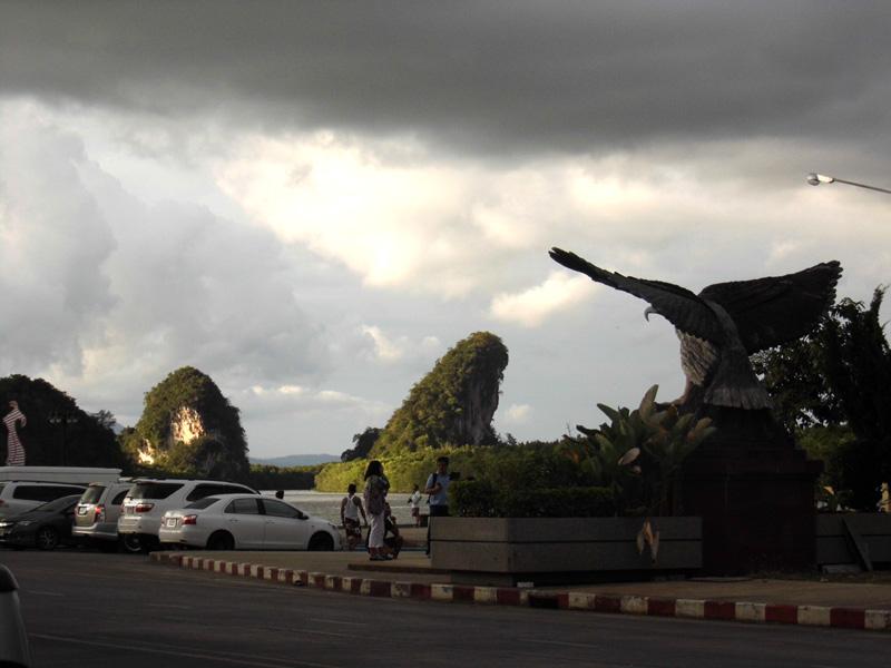 krabi town, thailand