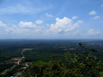 krabi, thailand, view, tiger cave temple