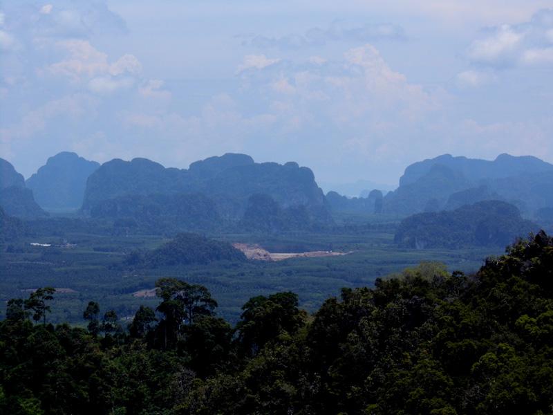 krabi, thailand, tiger cave temple