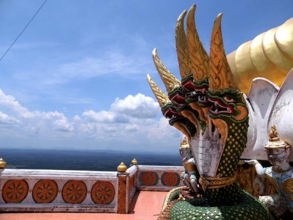 tiger cave temple, krabi, thailand