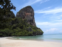 railay beach, krabi, ao nang, thailand