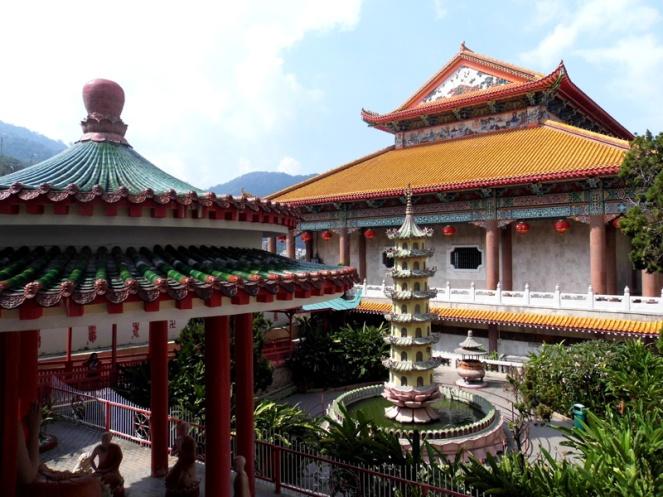 Kek Lok Si temple grounds, Penang, Malaysia