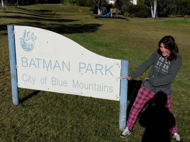 Batman Park, Blue Mountains, Sydney, Australia