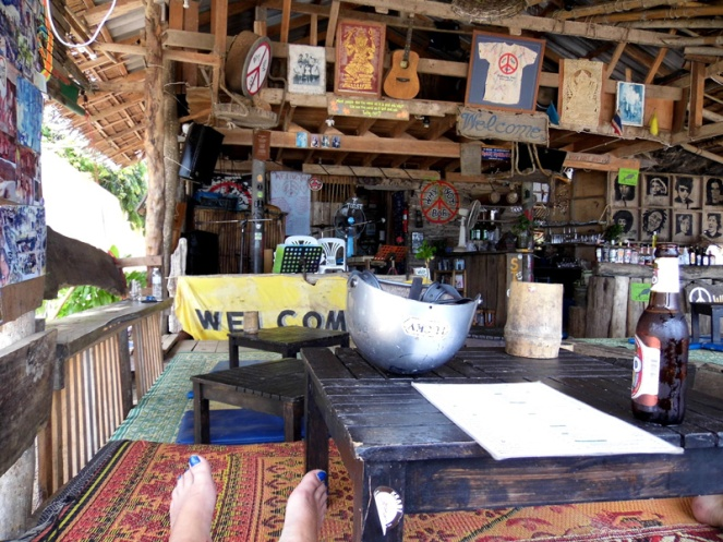 why not bar, koh lanta, thailand