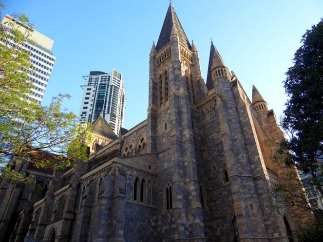 St John's Cathedral, Brisbane, Australia