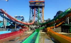 wet n wild gold coast, water slides, water park australia