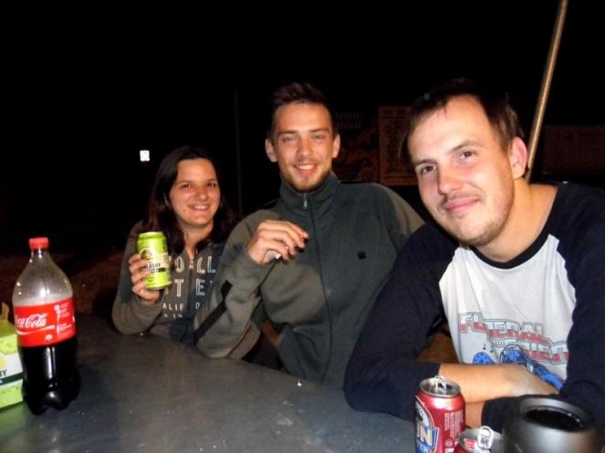 Hostel life, Australia