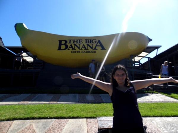 Big Banana, Coff's Harbour, Australia