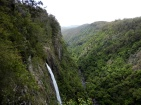 Random waterfall in the middle of nowhere, New South Wales, Australia