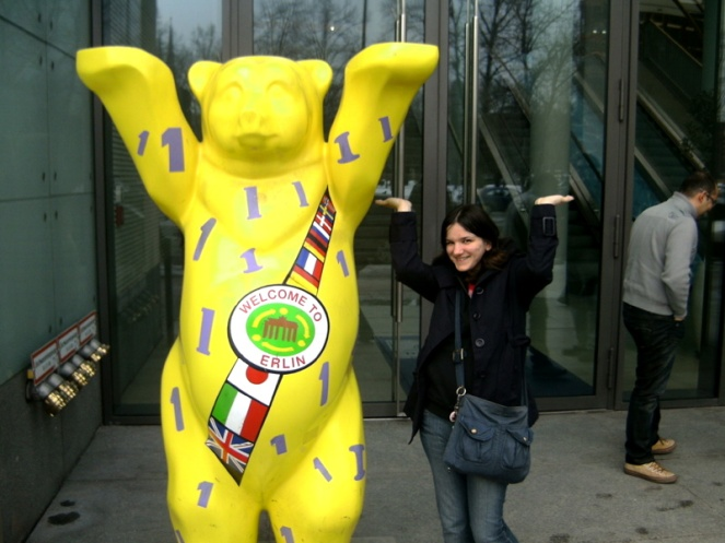Berlin bear, Berlin, Germany