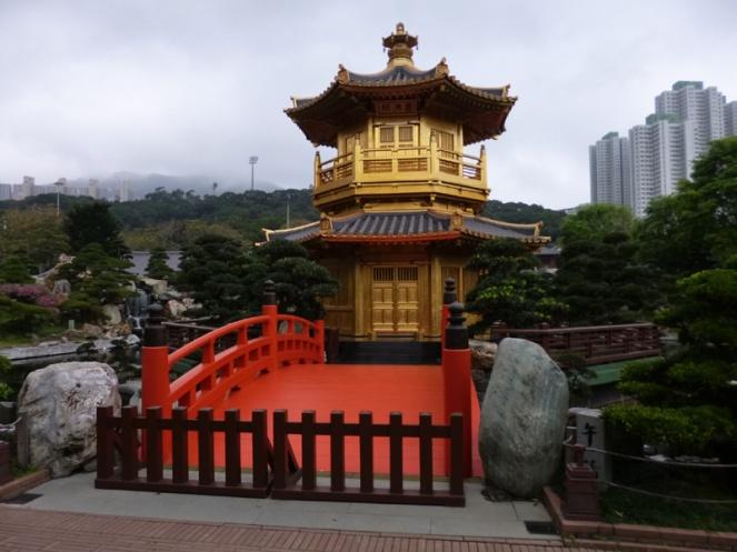 Nan Lian park, Hong Kong