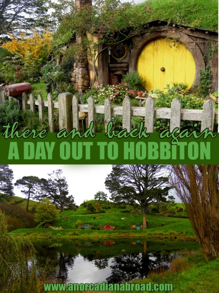 There and Back Again: A Day Out To Hobbiton