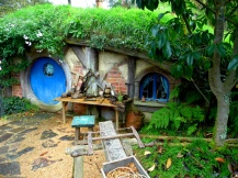 Hobbiton, Lord Of The Rings, New Zealand
