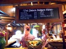 Green Dragon, Hobbiton, Lord Of The Rings, New Zealand