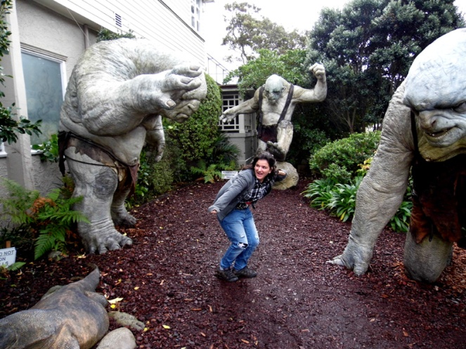 Weta Workshop, Wellington, New Zealand