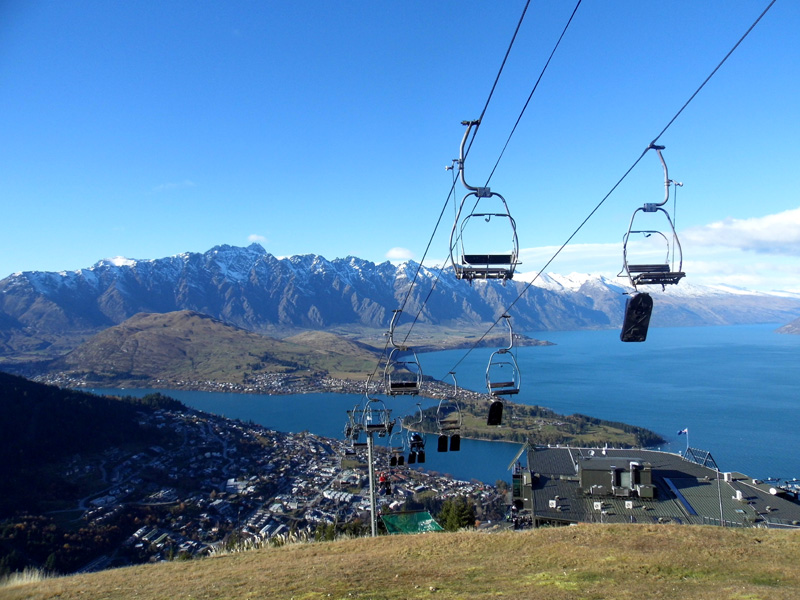 Gondola, Queenstown, New Zealand