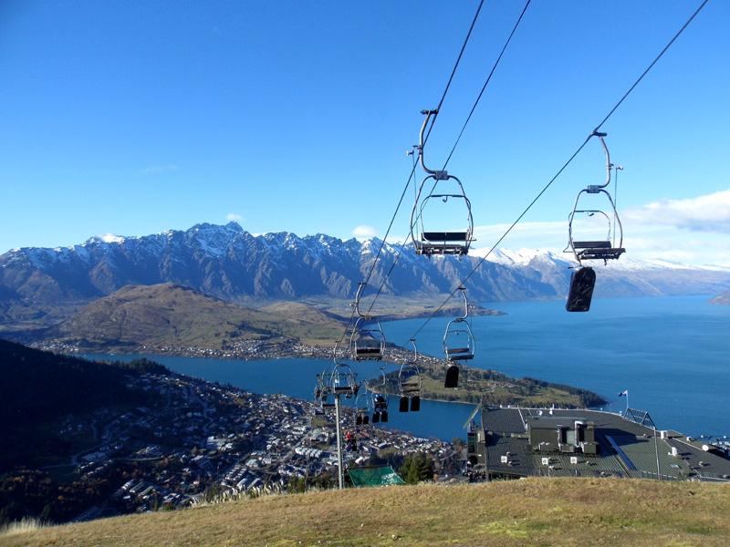 Gondola, Queenstown, New Zealand