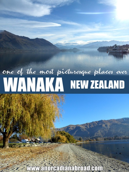 Is Wanaka, New Zealand, one of the most picturesque places ever or what?! Mountains, lakes, mazes & sky dives - there are plenty of adventures to be had in this small, beautiful town!