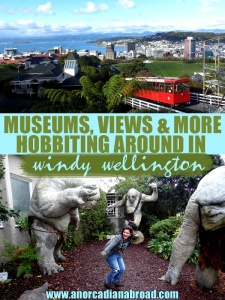 Museums, Views & More Hobbiting Around In Windy Wellington