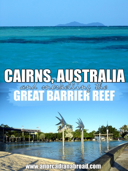 Cairns and Snorkelling The Great Barrier Reef
