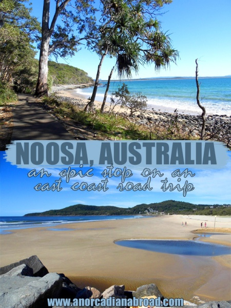 Starting Our Australian East Coast Road Trip In Noosa