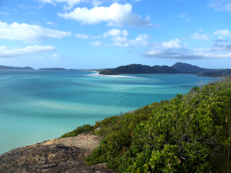 Whitehaven beach, Whitsundays, Australia