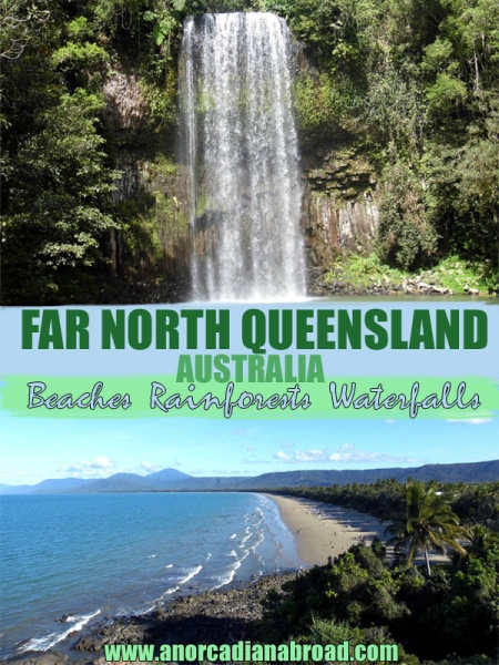 Far North Queensland, Australia: Beaches, Rainforests & Waterfalls