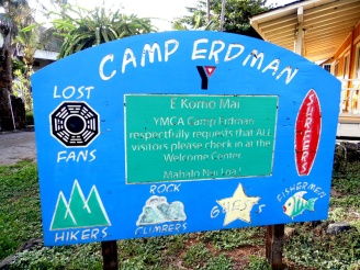 Camp Erdman, Lost Dharma camp, Oahu, Hawaii