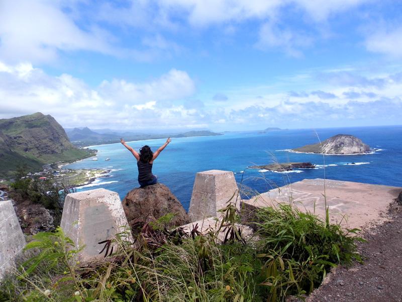 Makapu'u Lighthouse Trail, Oahu, Hawaii